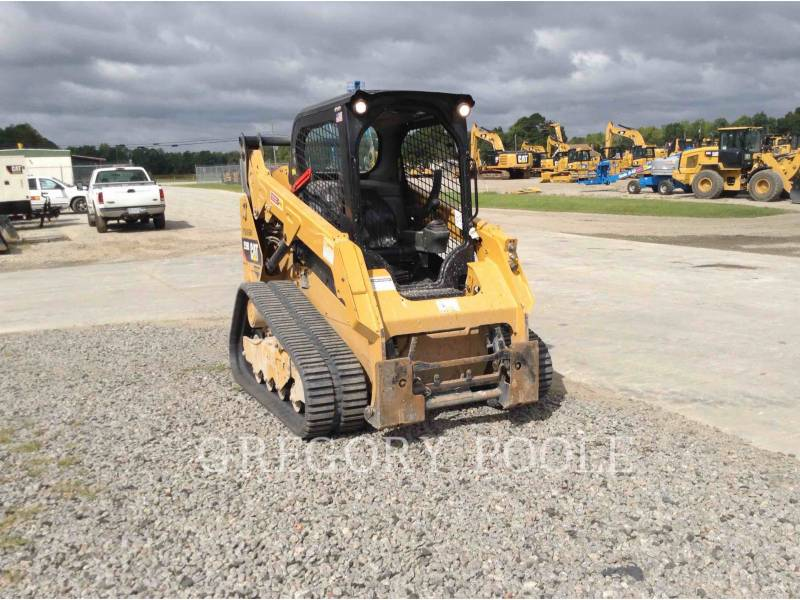 CATERPILLAR UNIWERSALNE ŁADOWARKI 259D equipment  photo 1