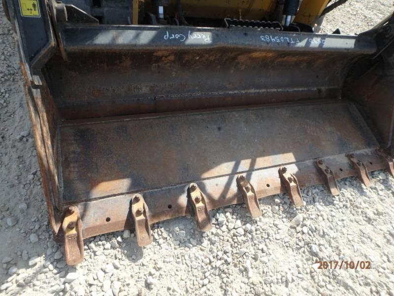 CATERPILLAR MULTI TERRAIN LOADERS 259D equipment  photo 7