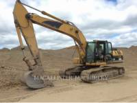CATERPILLAR KETTEN-HYDRAULIKBAGGER 324DL equipment  photo 11