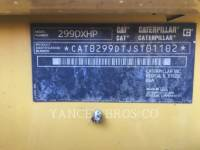 CATERPILLAR スキッド・ステア・ローダ 299D XHP equipment  photo 9