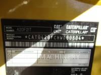 CATERPILLAR BACKHOE LOADERS 420F2IT equipment  photo 7