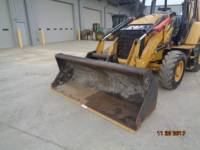 CATERPILLAR BAGGERLADER 420F2IT equipment  photo 10