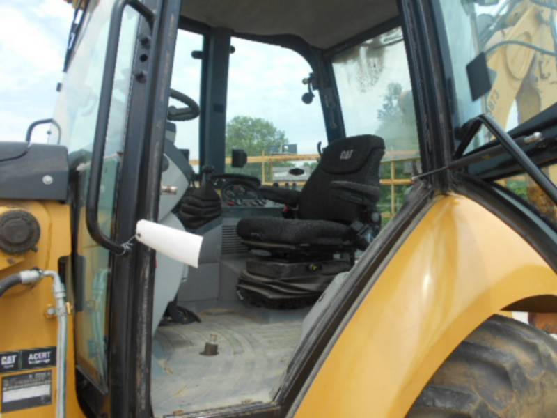 CATERPILLAR BACKHOE LOADERS 420EST equipment  photo 19