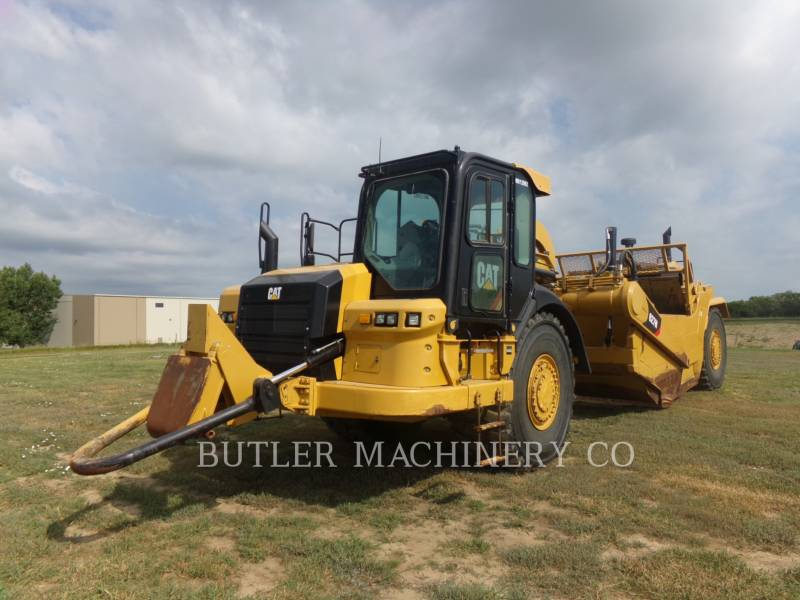 CATERPILLAR WHEEL TRACTOR SCRAPERS 627H equipment  photo 1