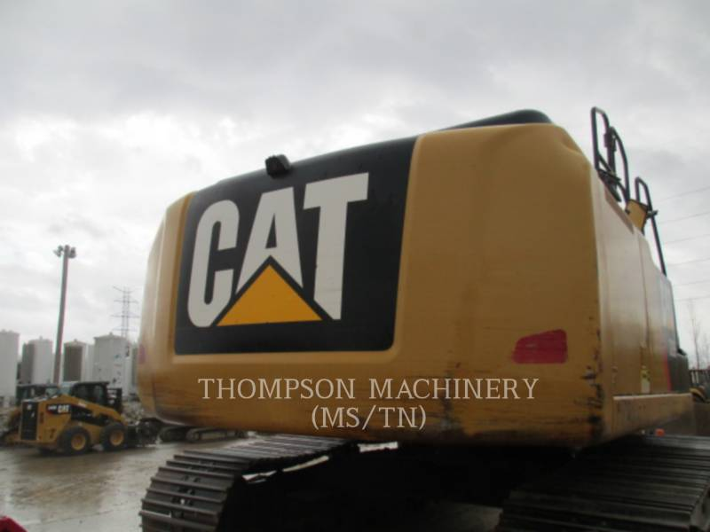CATERPILLAR トラック油圧ショベル 329E equipment  photo 2
