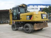 CATERPILLAR PELLES SUR PNEUS M322D equipment  photo 7