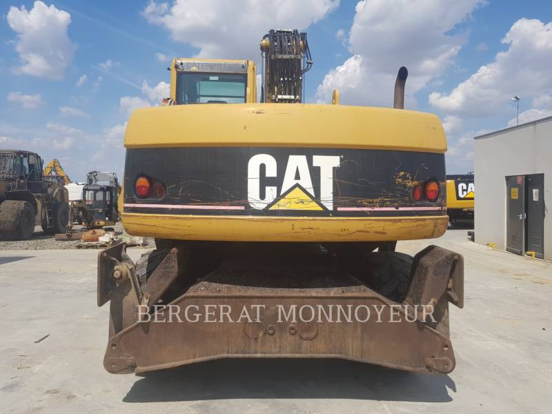 CATERPILLAR ホイール油圧ショベル M316C equipment  photo 6