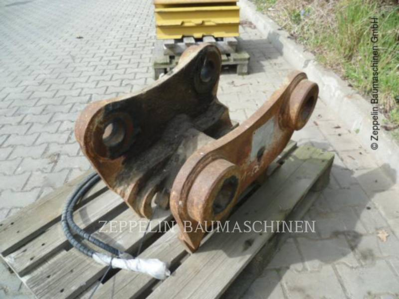 NADO  BACKHOE WORK TOOL SCHNELLWECHSLER HYDR equipment  photo 4