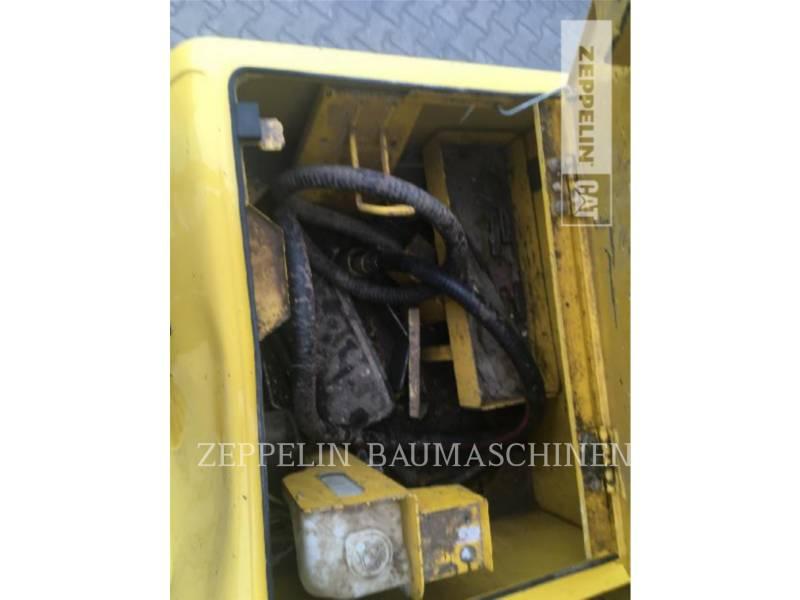 KOMATSU LTD. RUPSGRAAFMACHINES PC210-10 equipment  photo 23