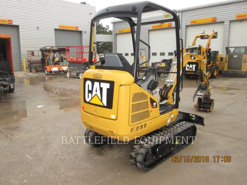 CATERPILLAR KOPARKI GĄSIENICOWE 301.7D equipment  photo 4