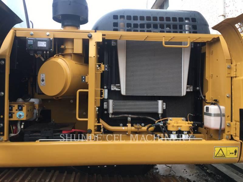 CATERPILLAR TRACK EXCAVATORS 330D2L equipment  photo 14