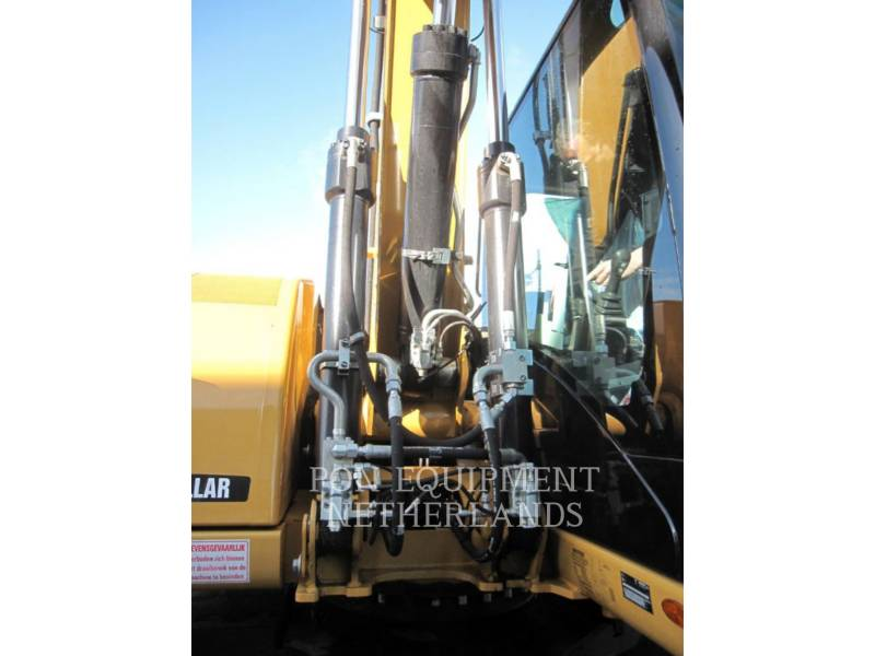 CATERPILLAR EXCAVADORAS DE RUEDAS M 313 D equipment  photo 14