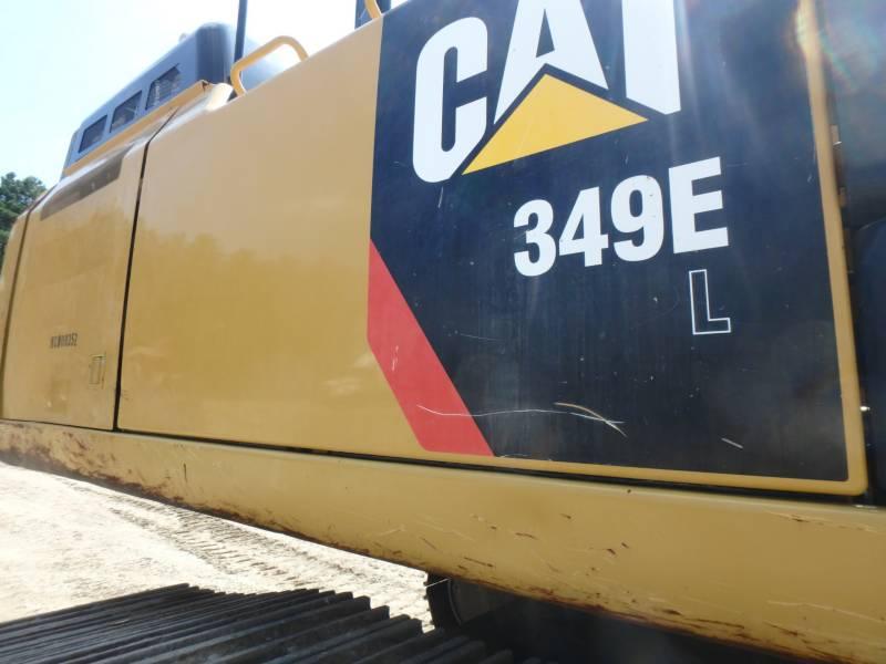 CATERPILLAR EXCAVADORAS DE CADENAS 349ELVG equipment  photo 10