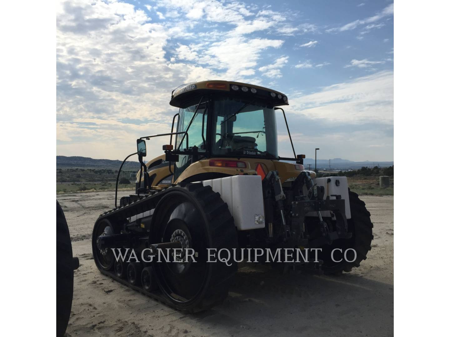 Detail photo of 2003 AGCO MT765 from Construction Equipment Guide
