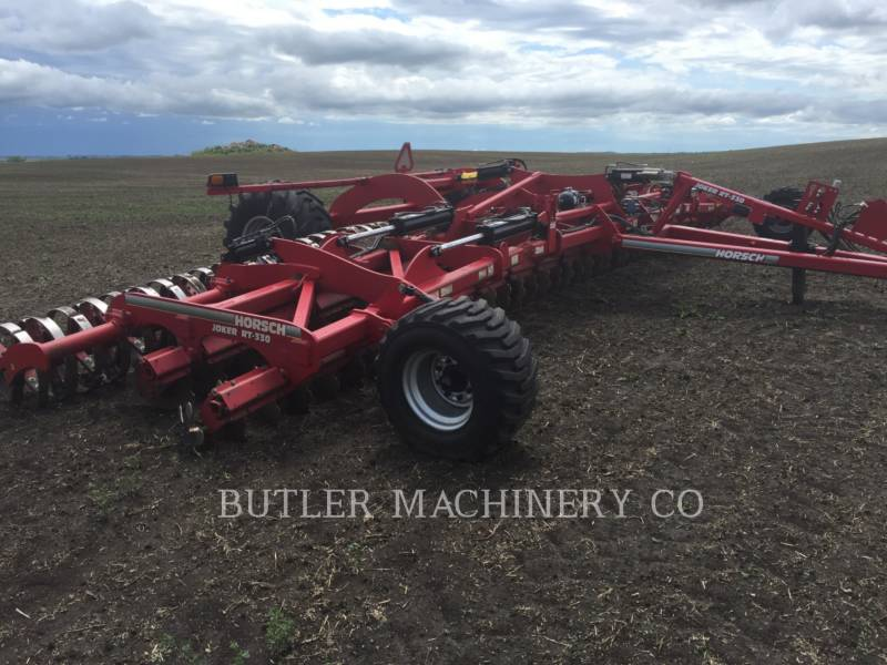 HORSCH ANDERSON AG TILLAGE EQUIPMENT JKR RT330 equipment  photo 3