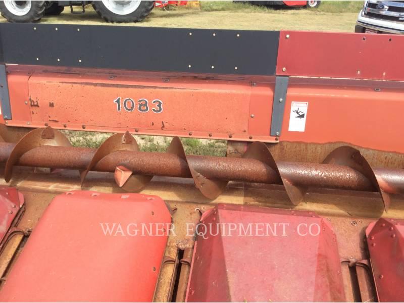 CASE  COMBINE HEADER 1083 equipment  photo 18