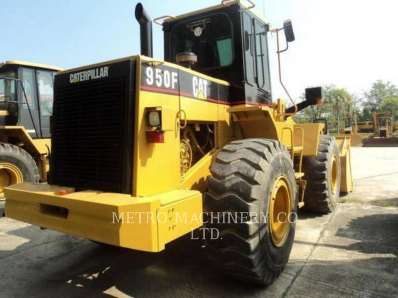 CATERPILLAR WHEEL LOADERS/INTEGRATED TOOLCARRIERS 950FII equipment  photo 6
