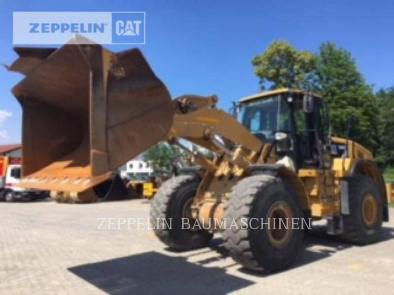 CATERPILLAR RADLADER/INDUSTRIE-RADLADER 966H equipment  photo 14