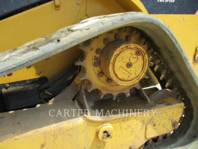 CATERPILLAR CHARGEURS COMPACTS RIGIDES 279C ACHF equipment  photo 5