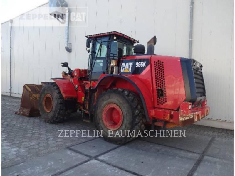 CATERPILLAR RADLADER/INDUSTRIE-RADLADER 966K equipment  photo 3