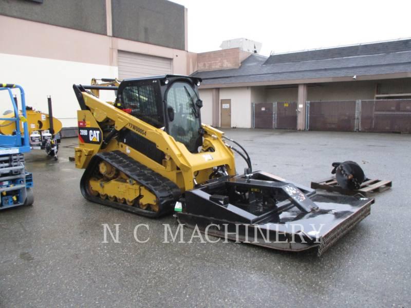 CATERPILLAR スキッド・ステア・ローダ 289D H2CB equipment  photo 1