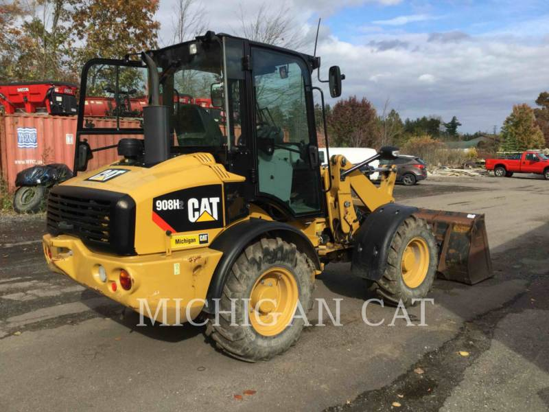 CATERPILLAR WHEEL LOADERS/INTEGRATED TOOLCARRIERS 908H2 C equipment  photo 3