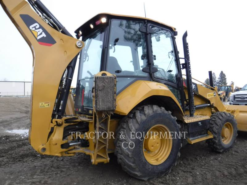 CATERPILLAR BAGGERLADER 420F2 4ECB equipment  photo 6