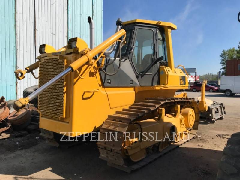 KOMATSU TRACK TYPE TRACTORS D 65 E-12 equipment  photo 1