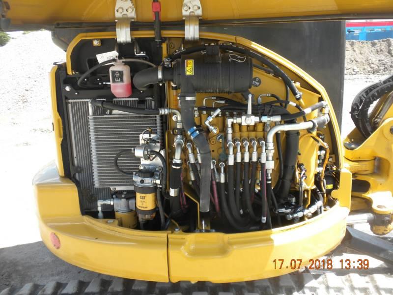 CATERPILLAR KETTEN-HYDRAULIKBAGGER 303ECR equipment  photo 10
