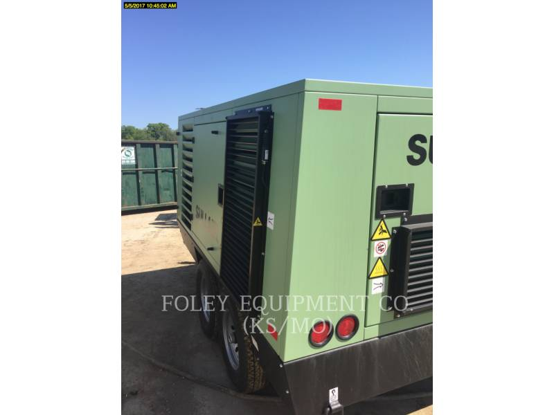 SULLAIR AIR COMPRESSOR 900HAF equipment  photo 3