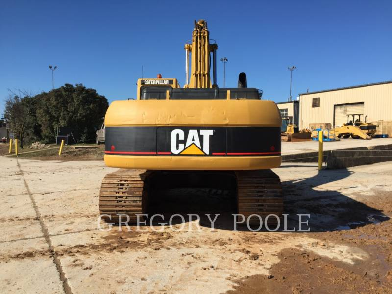 CATERPILLAR TRACK EXCAVATORS 330C L equipment  photo 8
