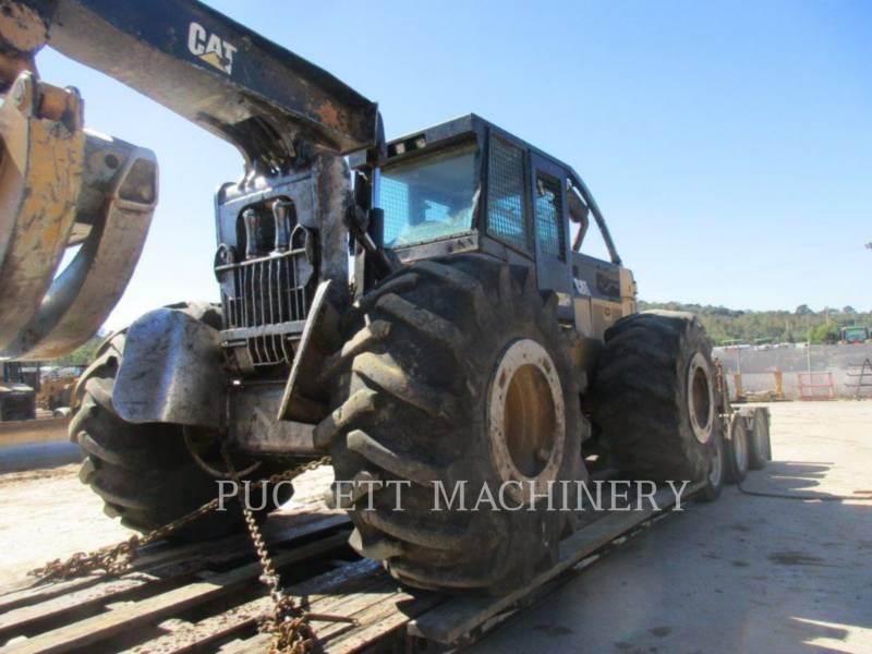 Caterpillar SILVICULTURĂ – EXCAVATOR FORESTIER 535C equipment  photo 3