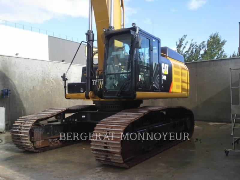 CATERPILLAR PELLES SUR CHAINES 349E equipment  photo 2