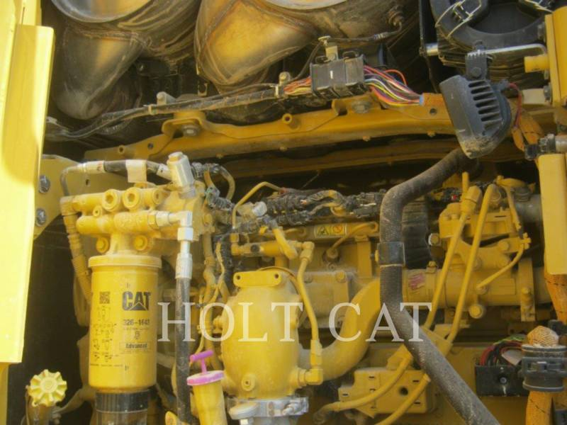 CATERPILLAR MOTOR GRADERS 140M3 equipment  photo 12