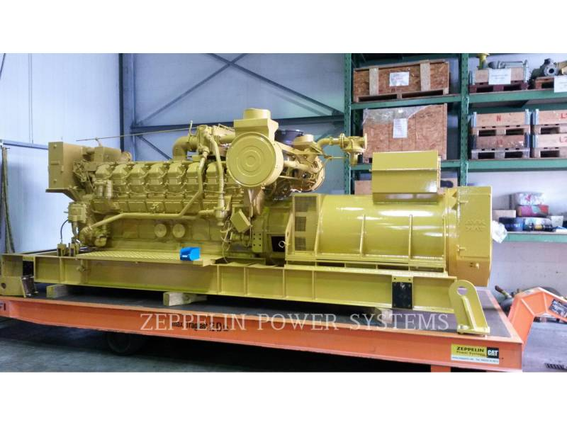 CATERPILLAR STACJONARNY - GAZ ZIEMNY (OBS) G3516 PPO G1000  equipment  photo 3