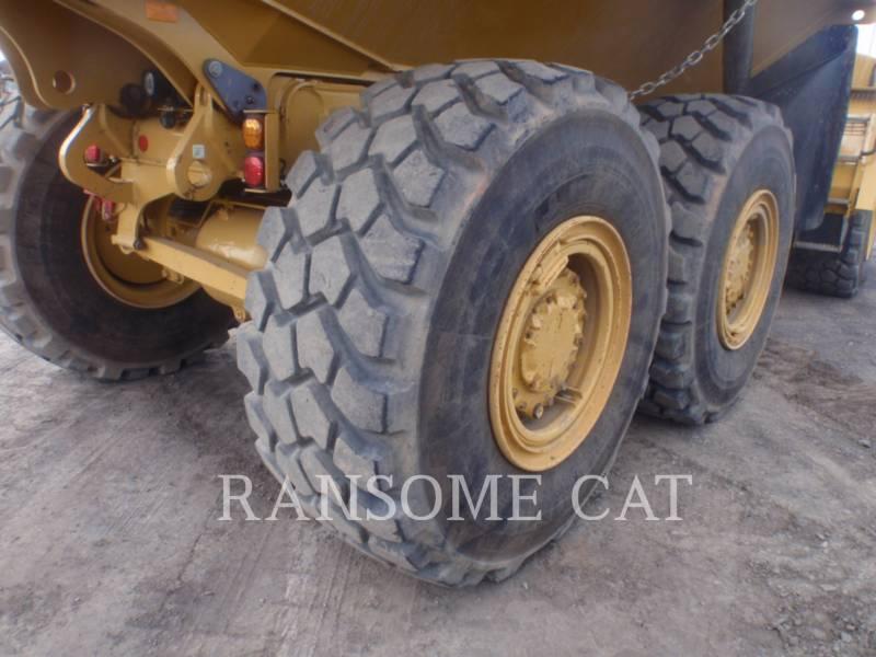 CATERPILLAR TOMBEREAUX ARTICULÉS 730C equipment  photo 14