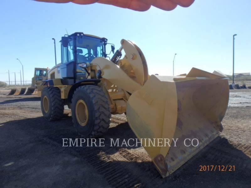 CATERPILLAR ホイール・ローダ/インテグレーテッド・ツールキャリヤ 938M FC equipment  photo 1