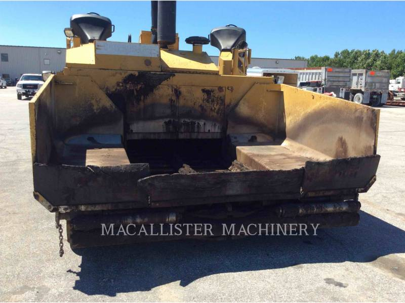 CATERPILLAR PAVIMENTADORA DE ASFALTO AP-1000D equipment  photo 5