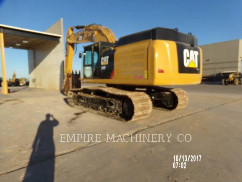 CATERPILLAR TRACK EXCAVATORS 349FL    P equipment  photo 3