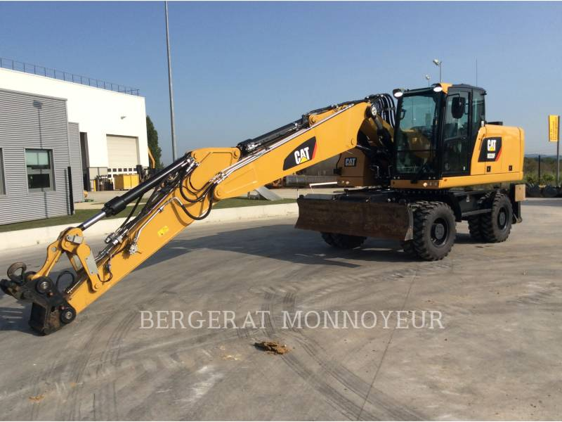CATERPILLAR EXCAVADORAS DE RUEDAS M320F IVC equipment  photo 2
