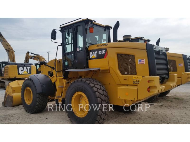 CATERPILLAR CARGADORES DE RUEDAS 938KQC equipment  photo 3