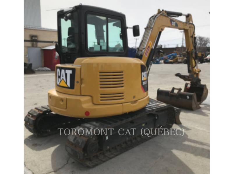 CATERPILLAR PELLES SUR CHAINES 305.5E2 CR equipment  photo 4