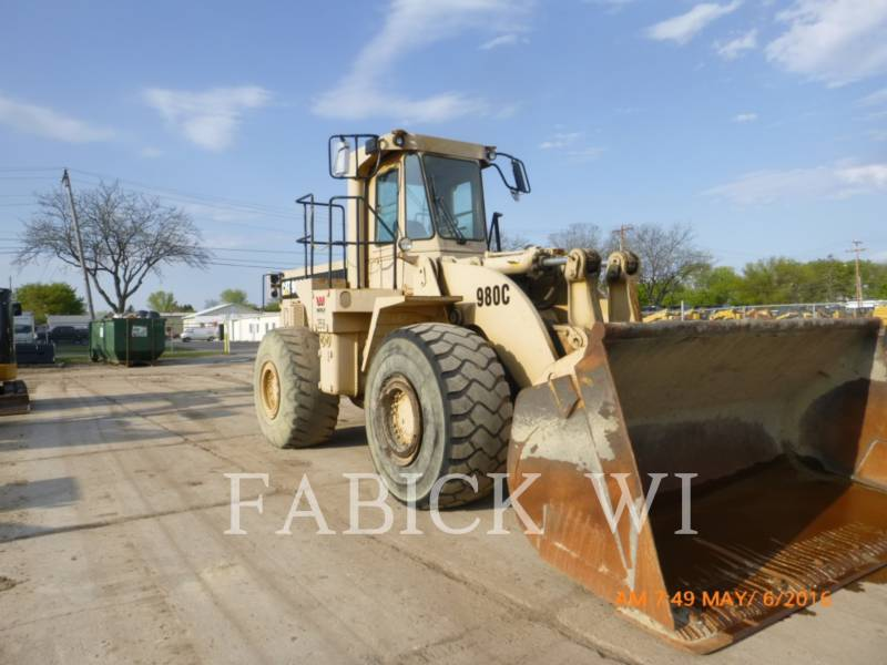 CATERPILLAR CARGADORES DE RUEDAS 980 C equipment  photo 2