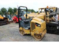 Equipment photo CATERPILLAR CB14B TANDEMVIBRATIONSWALZE, ASPHALT 1