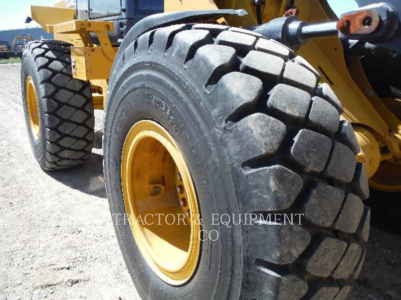 JOHN DEERE CARGADORES DE RUEDAS 524K equipment  photo 7