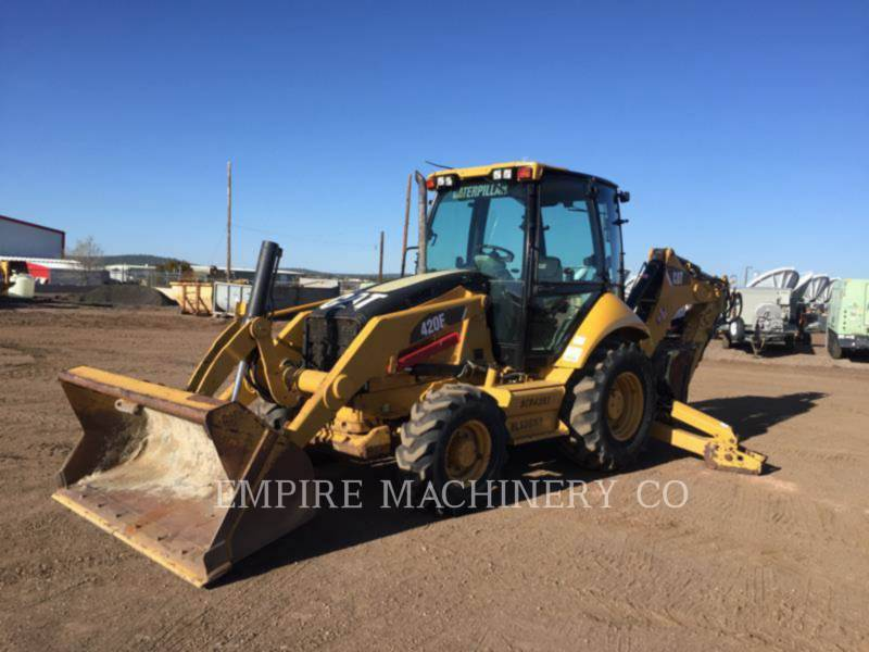 CATERPILLAR GRAAF-LAADCOMBINATIES 420EST equipment  photo 1