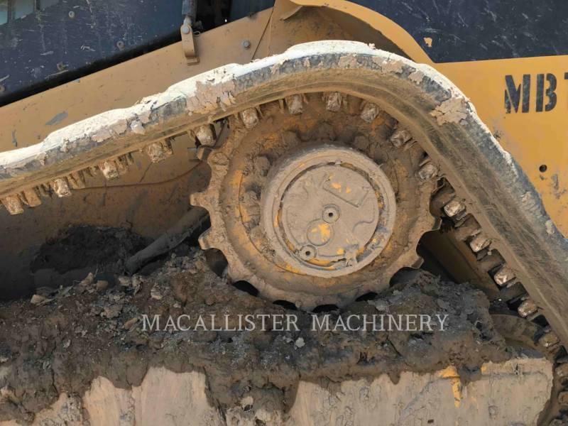 CATERPILLAR MULTI TERRAIN LOADERS 279C equipment  photo 9