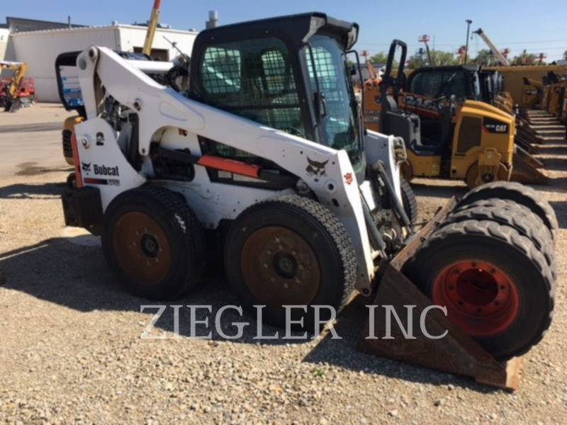 BOBCAT SKID STEER LOADERS S750 equipment  photo 2