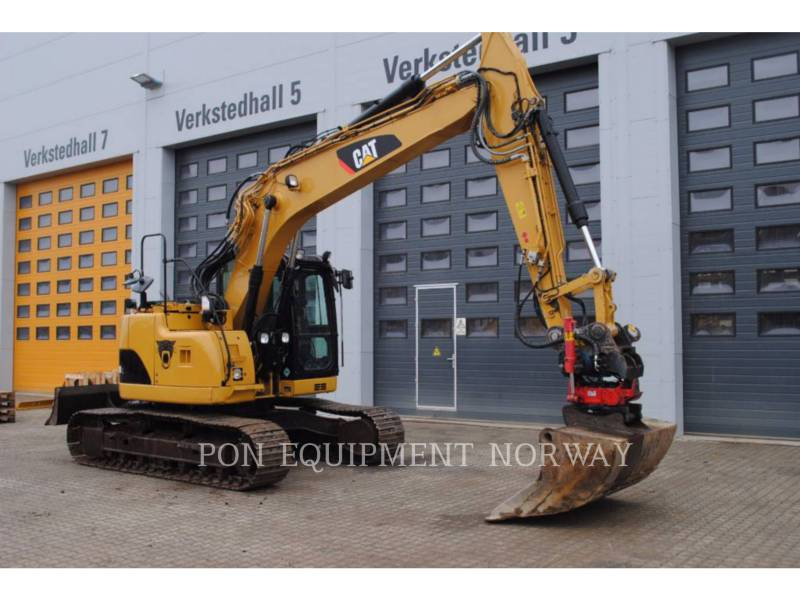 CATERPILLAR TRACK EXCAVATORS 314D equipment  photo 4