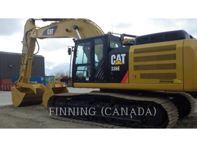 CATERPILLAR TRACK EXCAVATORS 336 E L equipment  photo 4
